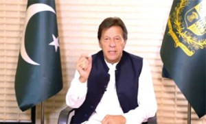 In his recent public address PM Imran Khan urged people to pay more taxes.