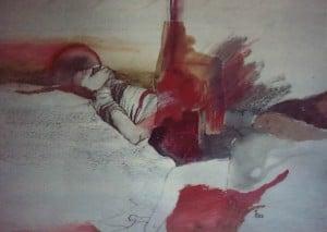 Salima Hashmi: Sabra Dawn.