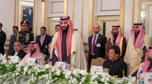 During his visit to Pakistan earlier this year, MBS announced that Pakistanis prisoners would be released.