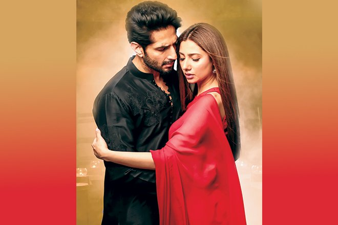 Bilal shares good onscreen chemistry with costar Mahira Khan and their scenes together make for some heartwarming romance.