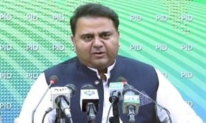 Fawad Chudhry: Spearheading the space plan-2022.