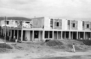 Famous Aabpara Market in 1963.