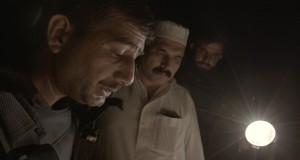 Tiger Khan, member of the Bomb Disposal Unit.