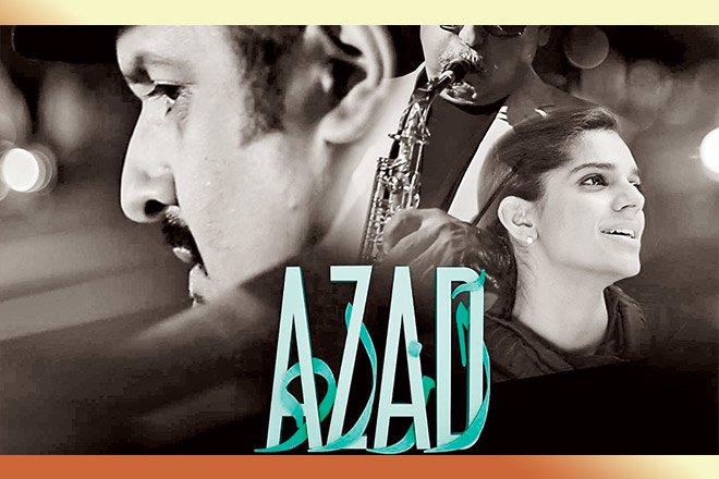In 2017, Sheikh released his first film, Azad, that had a short run but it generated mostly positive reviews.