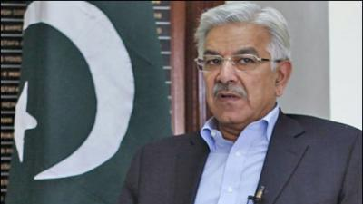 India does not understand the language of peace: Khawaja Asif