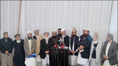 Ulema most loyal to Constitution of Pakistan: Siraj