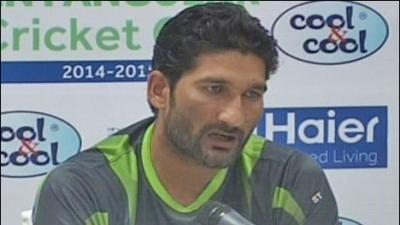 Sohail Tanveer hopeful of playing in World Cup
