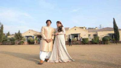 What the Twitterverse says about Imran and Reham Khan's wedding