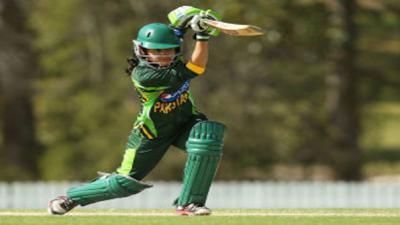 Pakistan whitewash women's ODI series against Sri Lanka