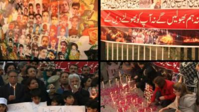 NeverForget: Pakistanis mark one month since APS massacre