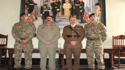 Consent of masses behind military courts: COAS