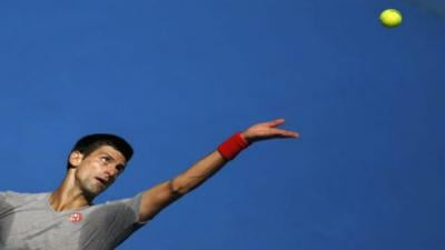 Djokovic downplays concerns over illness, ready to go