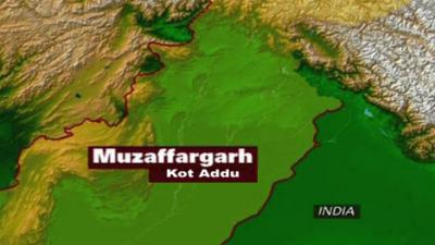 School van, bus collision kills six including four children near Kot Addu