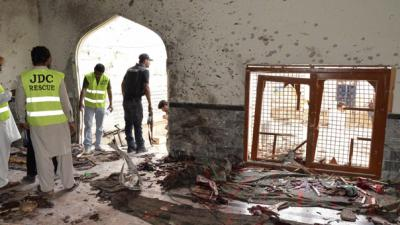 Death toll climbs to 61 in suicide blast at Shikarpur imambargah