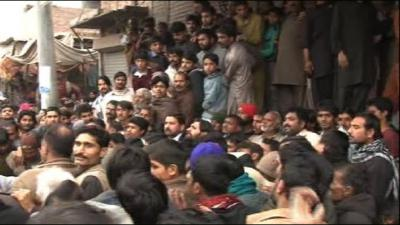 Three robbers lynched by mob in Faisalabad