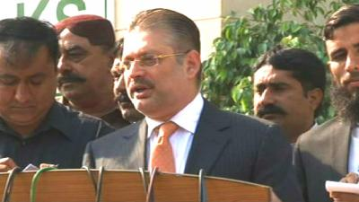 Proclaiming emergency in province not a wise decision: Sharjeel Memon