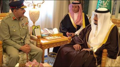 cjcsc meets new saudi king salman pakistan thenews   pk