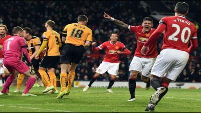 ManU crush Cambridge in the FA Cup replay