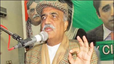 Seeking CM's resign over terror acts not appropriate: Khursheed