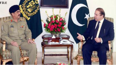 PM, COAS to visit Karachi on Friday