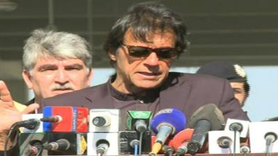 There can be no apology on Baldia Town tragedy, says Imran