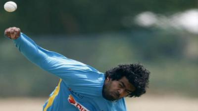 Express bowler Malinga fit for Sri Lanka's World Cup opener