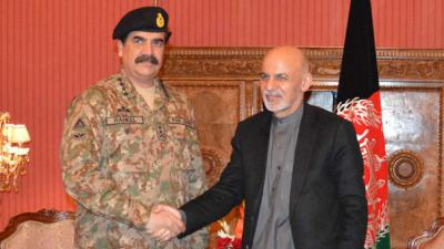 Enemies of Afghanistan are enemies of Pakistan: COAS