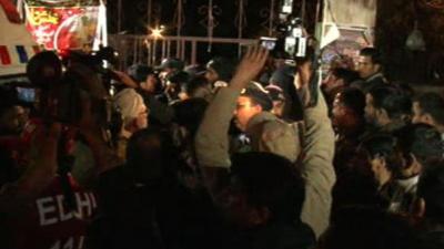 Three killed in attack on Islamabad Imambargah
