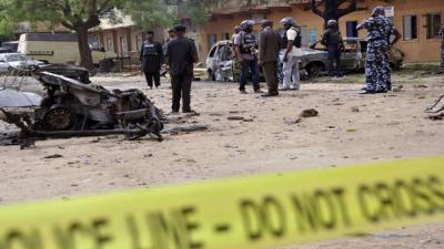 Suicide attacks kill 38 in NE Nigeria