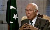 Whenever talks resume, agenda will be Kashmir: Aziz