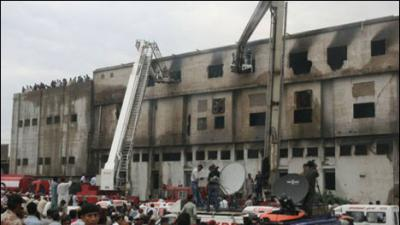 Attempts being made to influence Baldia fire probe: Rangers