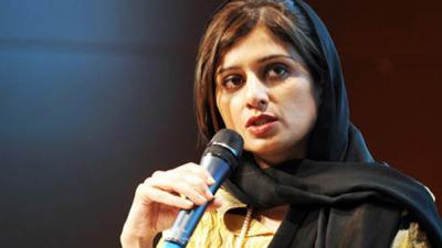 Hina Rabbani Khar pessimistic about Pak-India ties