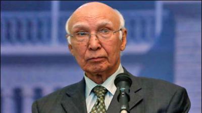 Pakistan Foreign Secretary to visit India when invited: Sartaj Aziz