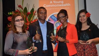 Pakistani activist Gulalai Ismail wins Commonwealth Youth Award