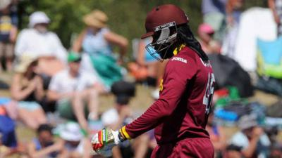 Windies confident of Gayle fitness for New Zealand clash