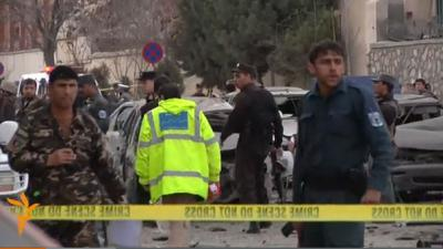 Suicide attack leaves seven dead in Kabul