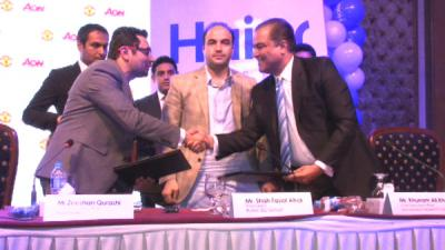 Haier Mobile phones to launch in Pakistan on April 9