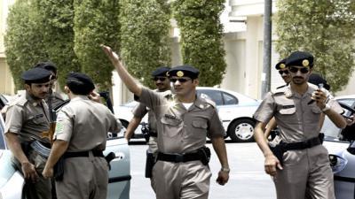 Two policemen shot dead in Saudi capital: police