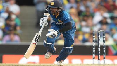 Sangakkara named Wisden's leading cricketer in the world