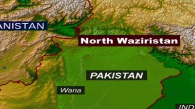 Five terrorists killed in North Waziristan