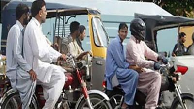 NA-246: Police request Home Ministry to ban pillion riding