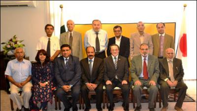 Sindh chapter of MEXT Alumni  Association of Pakistan launched