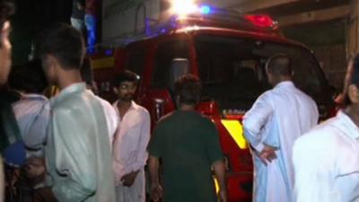 Six children of a family killed in Lahore fire