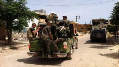Rebels seize hospital holding 150 Syrian soldiers: monitor