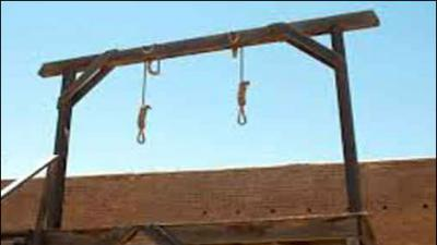 11 death row convicts executed in Punjab, Balochistan jails
