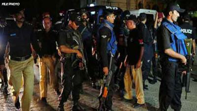 Police kill four, arrest two 'wanted suspects' in Karachi