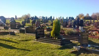 Muslim graves damaged in Nottingham, following Tunisia terror attack