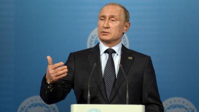 Putin warns of growing 'tentacles' of IS militants in Afghanistan