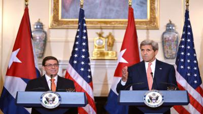 US vows to live as 'good neighbors' with Cuba