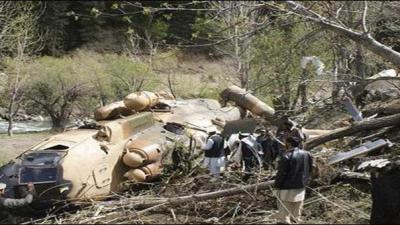 Mansehra chopper crash rescue completed; all 12 bodies recovered